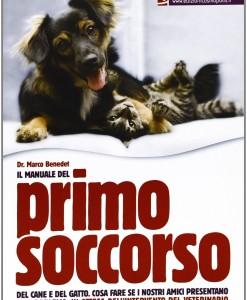 Il manuale del primo soccorso del cane e del gatto